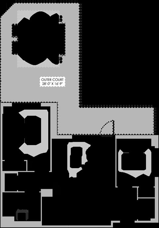 The Benny Floorplan 1G