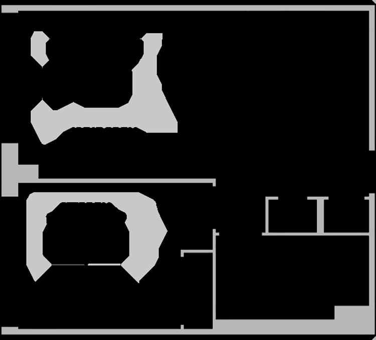The Benny Floorplan 2B