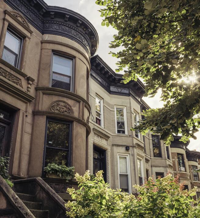 The Benny Home Neighborhood