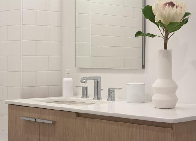 The Benny Residences Bathroom Details